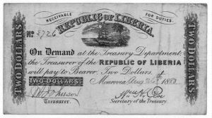 Liberian Currency