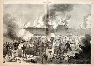 Fort Sumter April 12