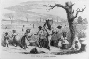 African Slavery: Southern Honor Demands the Perpetuation of Bondage