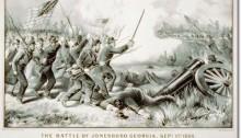Battle of Jonesboro September 1 1864