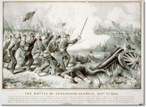 Battle of Jonesboro September 1 1864