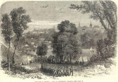 Petersburg, Virginia 1861