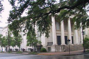 Savannah First Baptist Church
