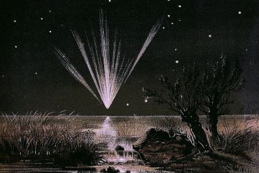 "Thatcher's Comet, the ""Great Comet of 1861"""