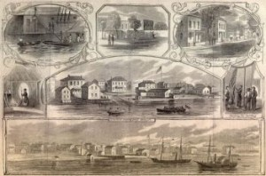 Beaufort, South Carolina 1861
