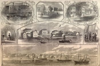 Beaufort, South Carolina during the Civil War