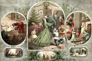 Soldiers' Recollections of Christmas 1861