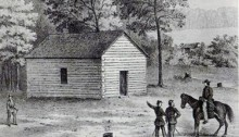 Shiloh Baptist Church Before the Battle of Shiloh