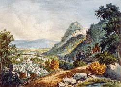 Virginia's Shenandoah Valley, Currier and Ives