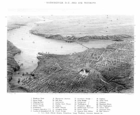 Washington DC 1862