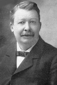 Joel Chandler Harris, author of Uncle Remus stories