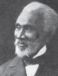 Rev. William Jackson, pastor, Salem Baptist Church and Chaplain of the 54th Massachusetts Regiment