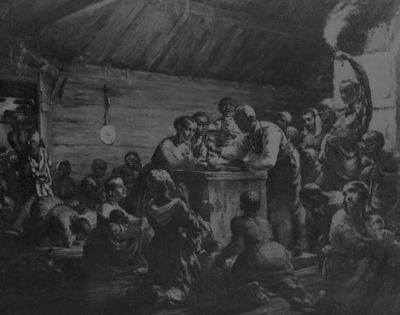 The original Watch Night December 31 1862