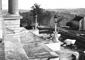 Union-occupied Nashville
