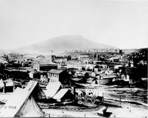 Chattanooga during the Civil War
