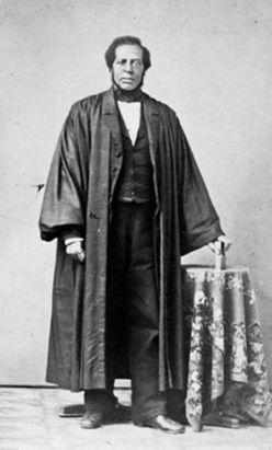 Rev. Jeremiah W. Asher
