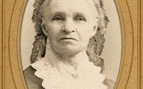 Almira Ambler, Civil War Nurse (Danbury Museum and Historical Society)