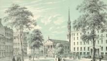 New York City circa 1864