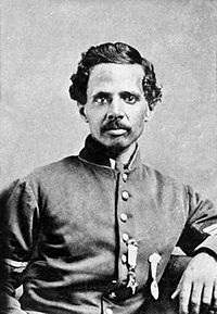 First Sergeant Powhatan Beaty, Library of Congress